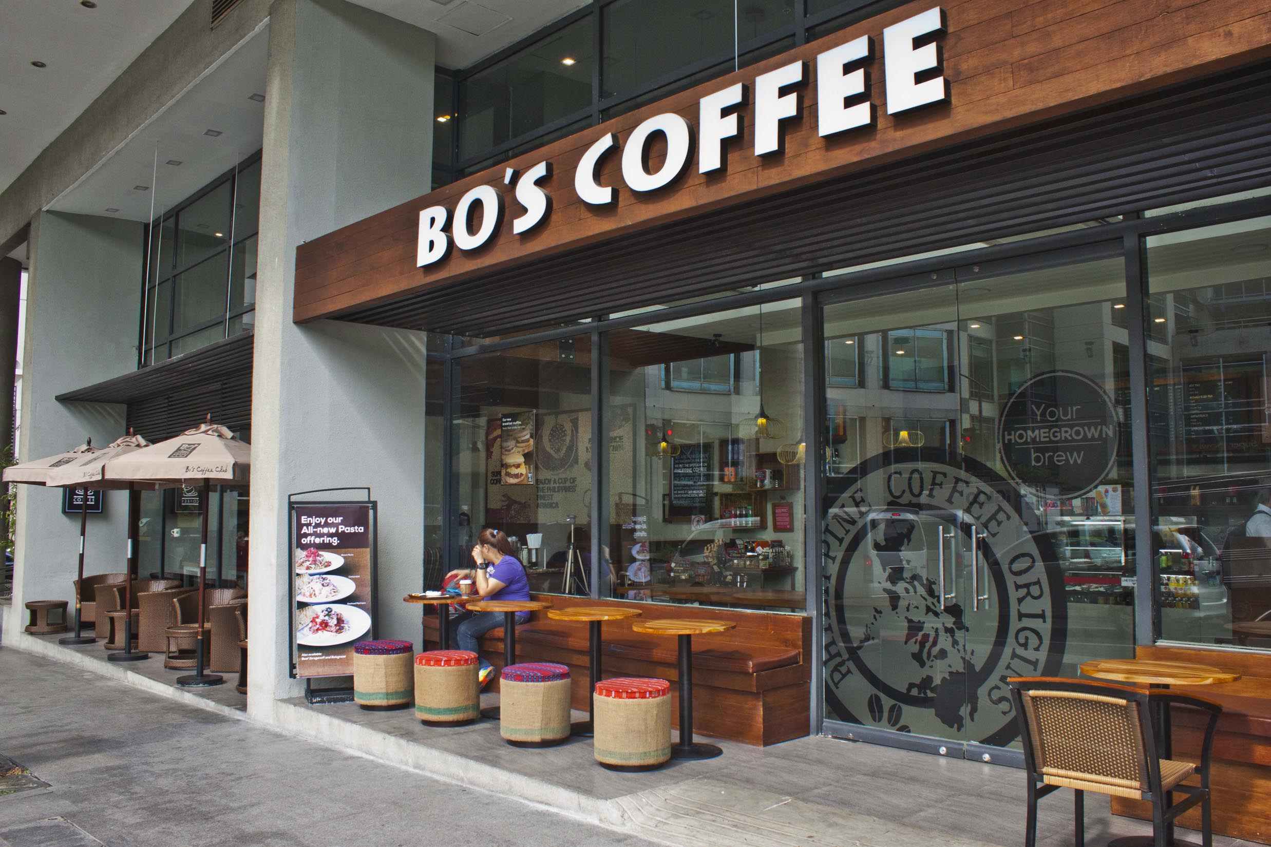 Bo's Coffee Glorietta 5