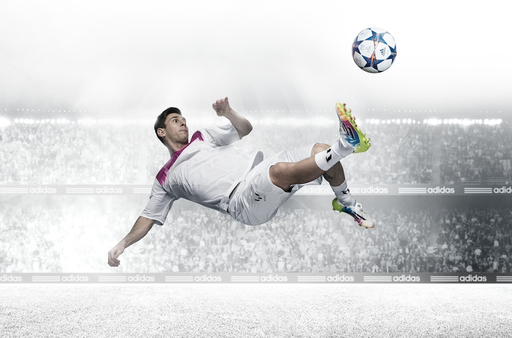 adidas adiZero F50 football shoes