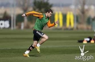 Gareth Bale to sport the new adizero f50 crazylight