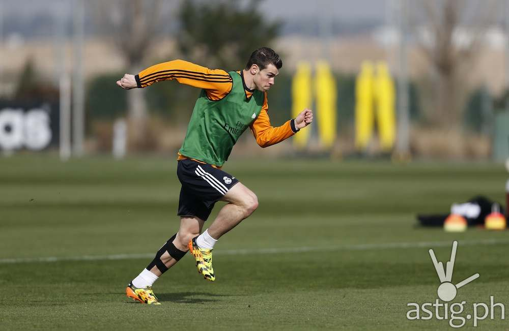 d5f80c944e5b Gareth Bale to sport the new adizero f50 crazylight