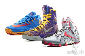 Up your game with elite performance basketball shoes from Nike