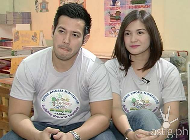 John and Camille Prats in My Puhunan