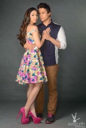 Mira Bella: Julia Barretto and Enrique Gil is primetime's newest couple