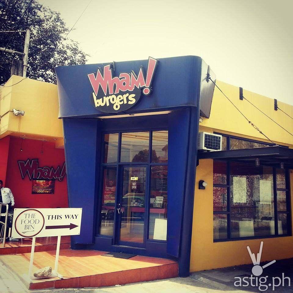 Wham! Burger Katipunan branch