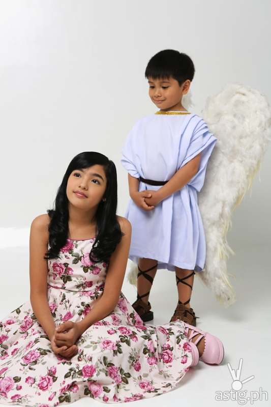 Andrea Brillantes and Raikko Mateo star in newest 'Wansapanataym' special titled 'My Guardian Angel'