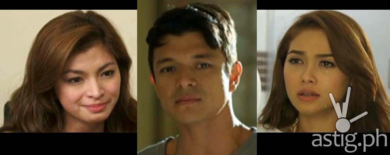 Angel Locsin, Jericho Rosales, Maja Salvador in The Legal Wife