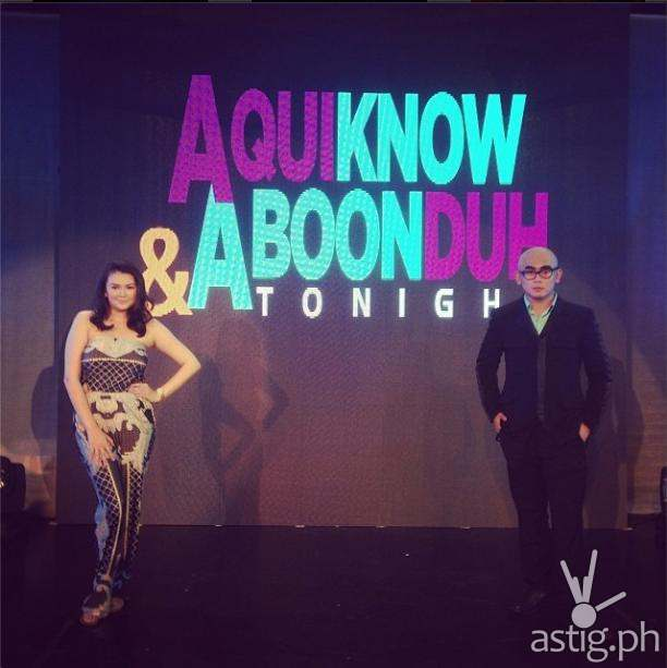 Angelica Panganiban and Jayson Gainza_Photo courtesy of Josel Garlitos