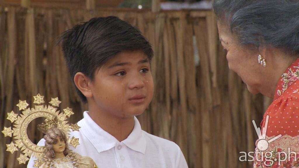 Bugoy Carino in Maalaala Mo Kaya MMK