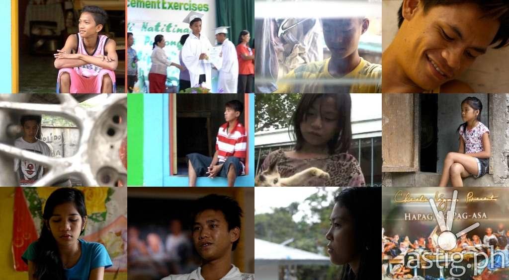 Cheche Lazaro Presents Hapag ng Pag-asa