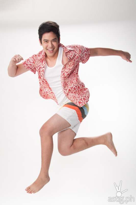 JOSHUA GARCIA - Tatay's Boy ng Batangas