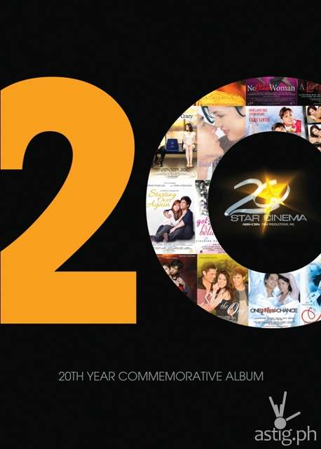 Star Cinema 20th year commemorative album