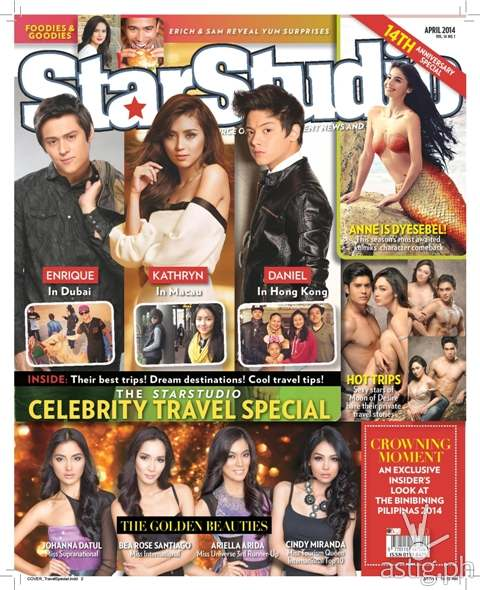 StarStudio Summer 2014 cover
