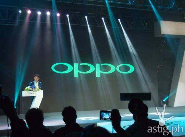 OPPO Find 7 launch at Sofitel