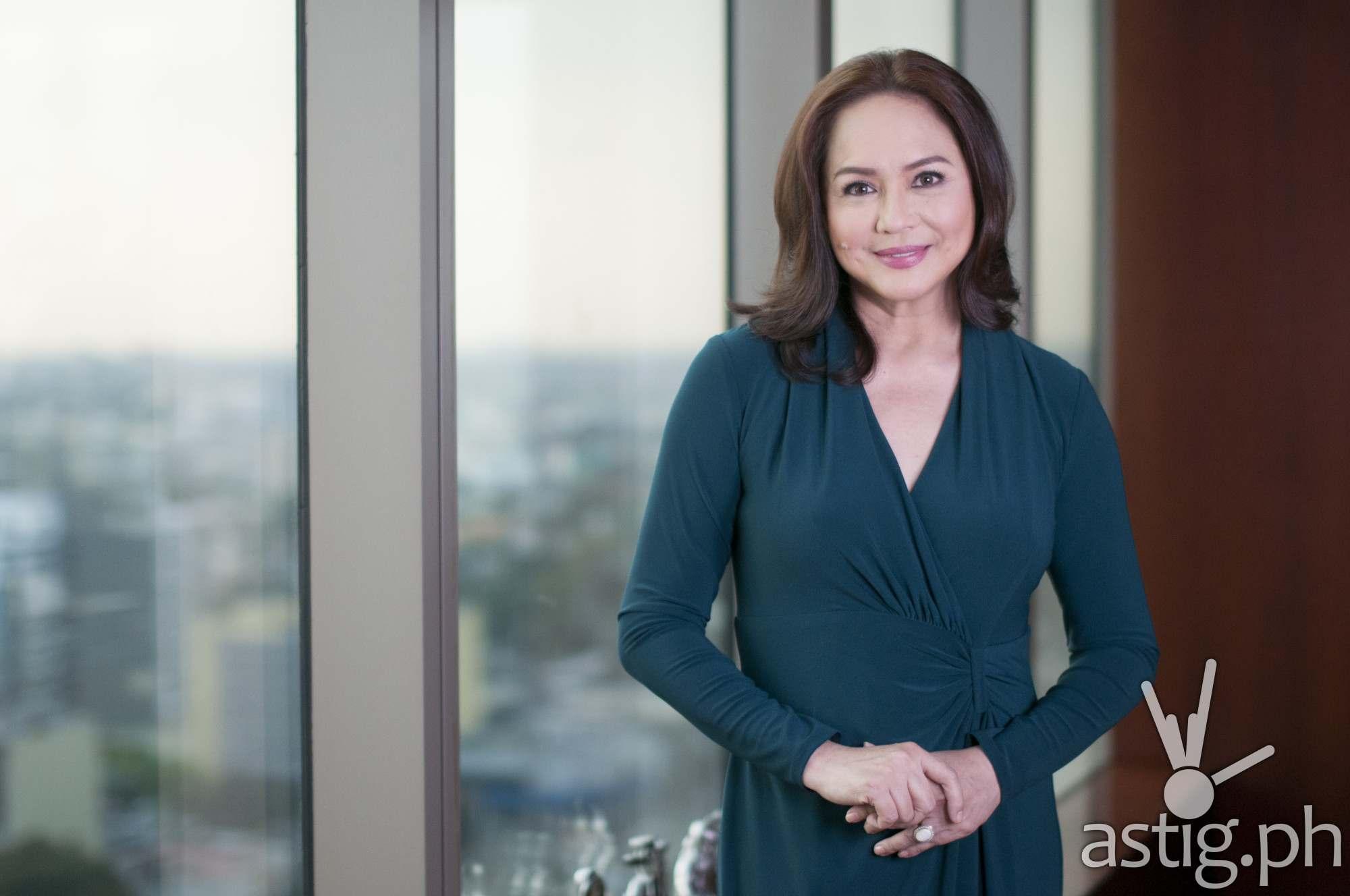 ABS-CBN President and CEO Charo Santos-Concio