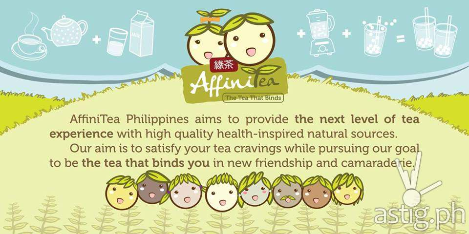 AffiniTea: The Tea That Binds