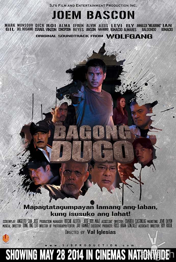 Ang Bagong Dugo movie poster