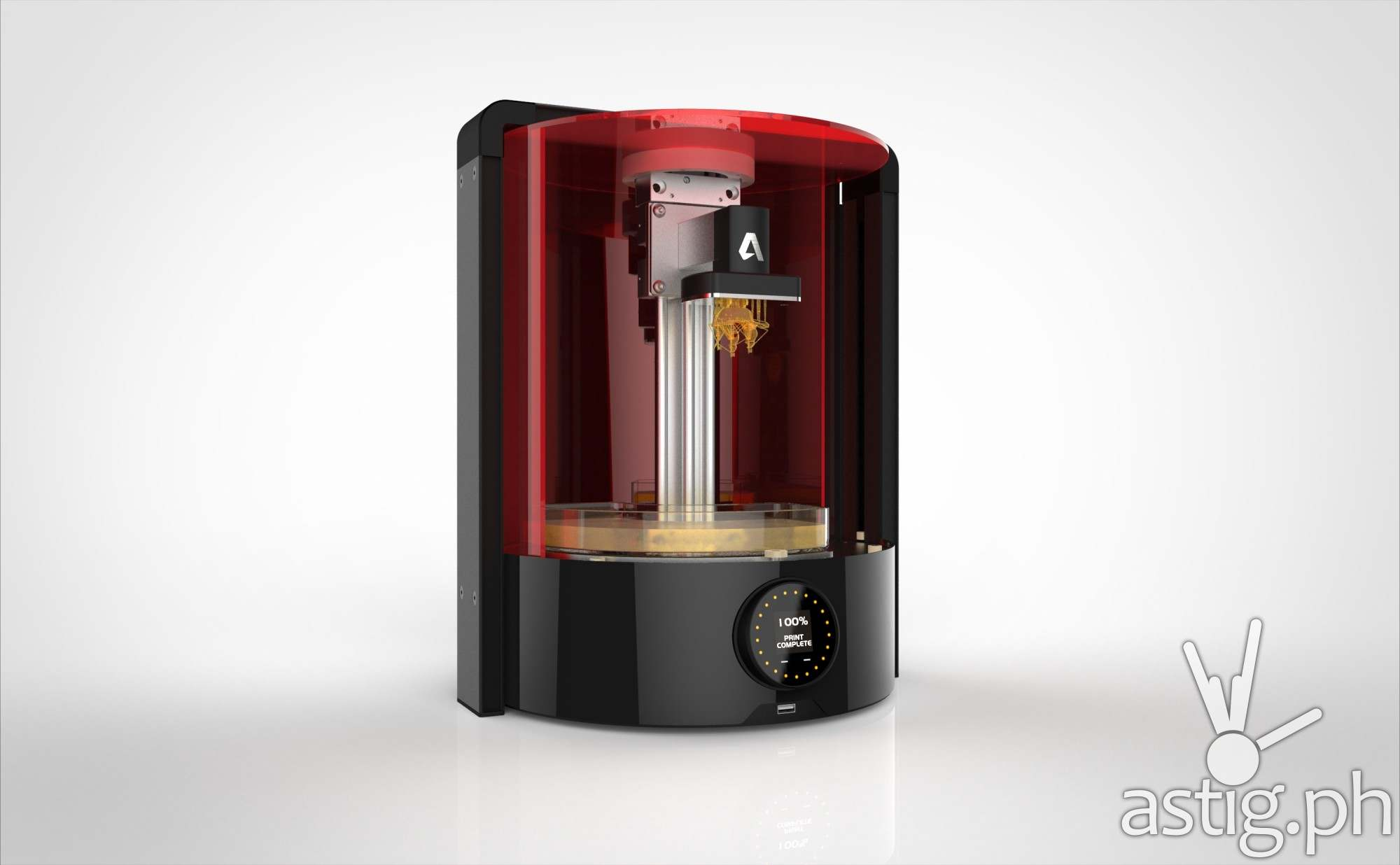 Autodesk 3D printer