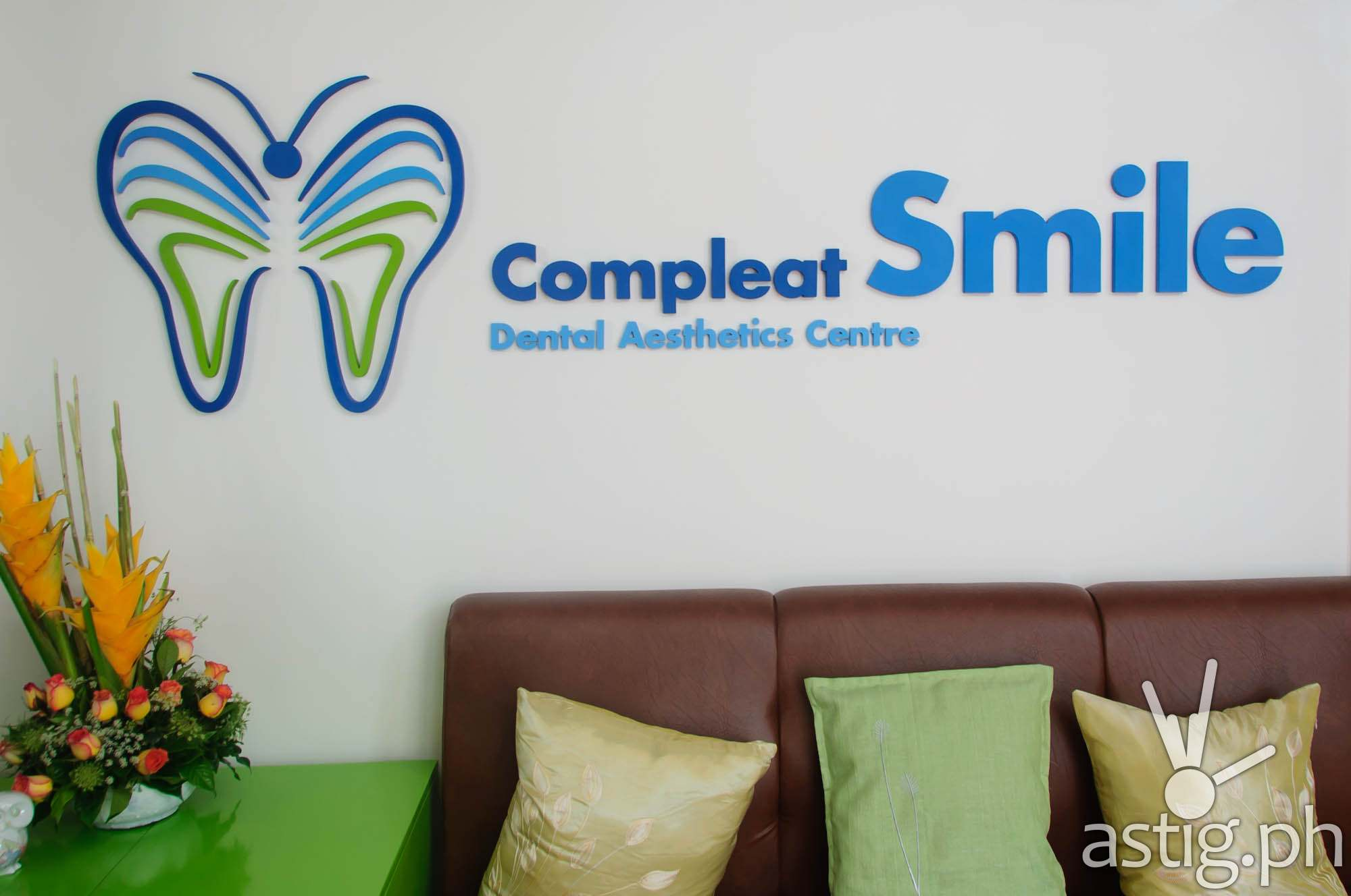 Compleat Smile Dental Clinic SM Mall of Asia branch