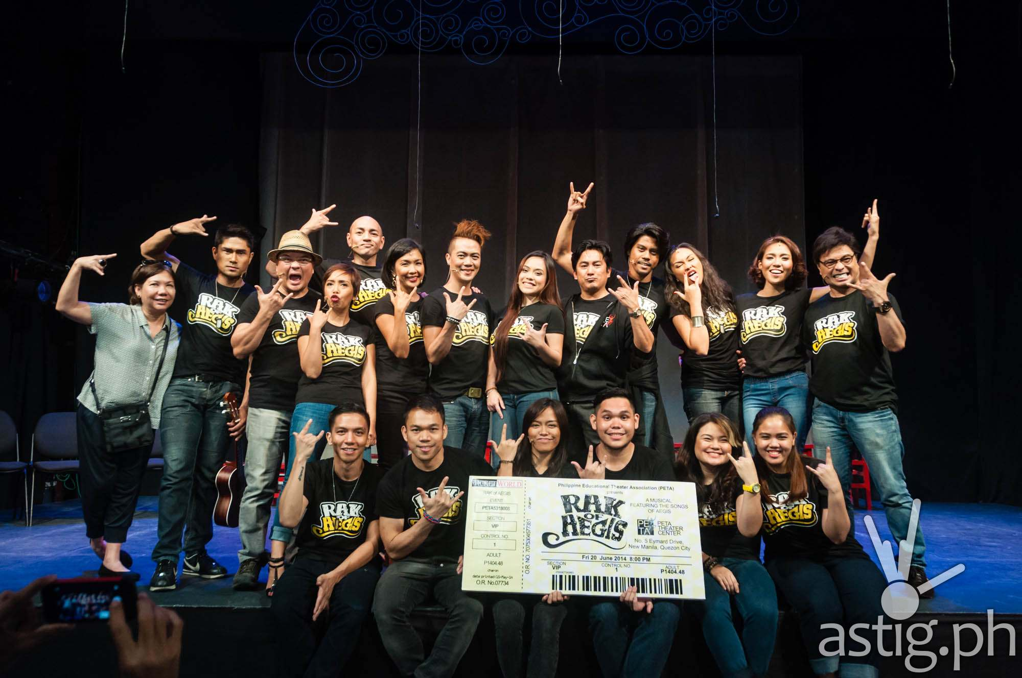 Rak of Aegis cast - ASTIG!