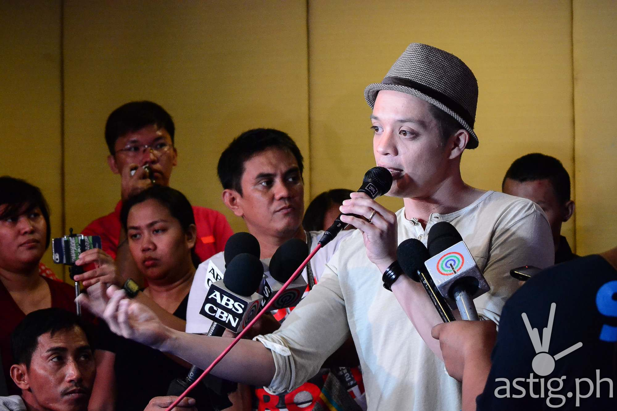 Bamboo Mañalac one of the three judges in The Voice Kids