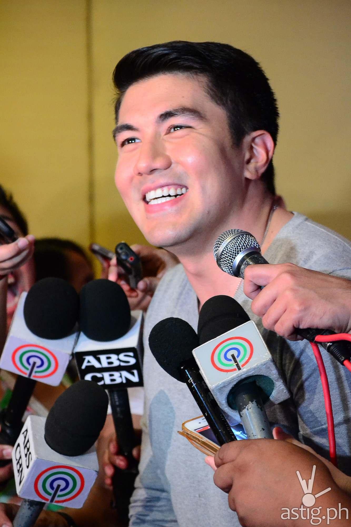 Luis Manzano host of The Voice Philippines