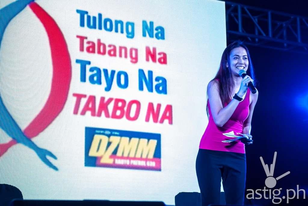 DZMM Traffic Angel Tina Marasigan