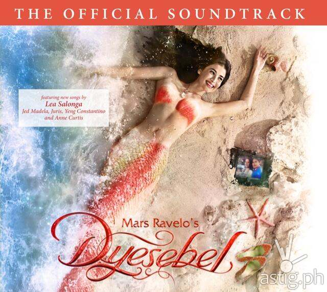 Dyesebel OST featuring Lea Salonga, Jed Madela, Juris, Yeng Constantino and Anne Curtis