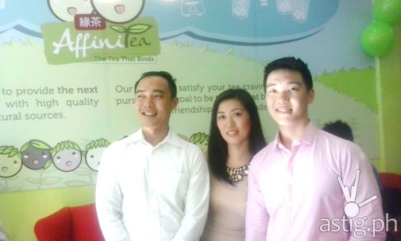 AffiniTea executives