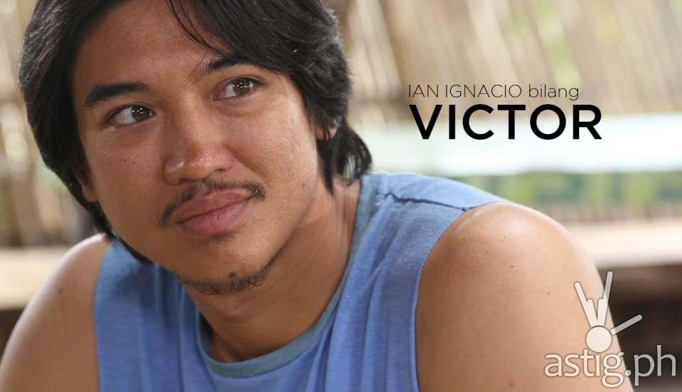 Ian Ignacio in Ang Bagong Dugo