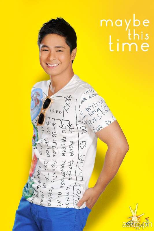 Coco Martin in Maybe This Time