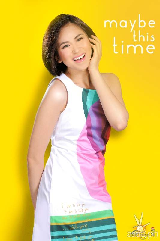 Sarah Geronimo in Maybe This Time
