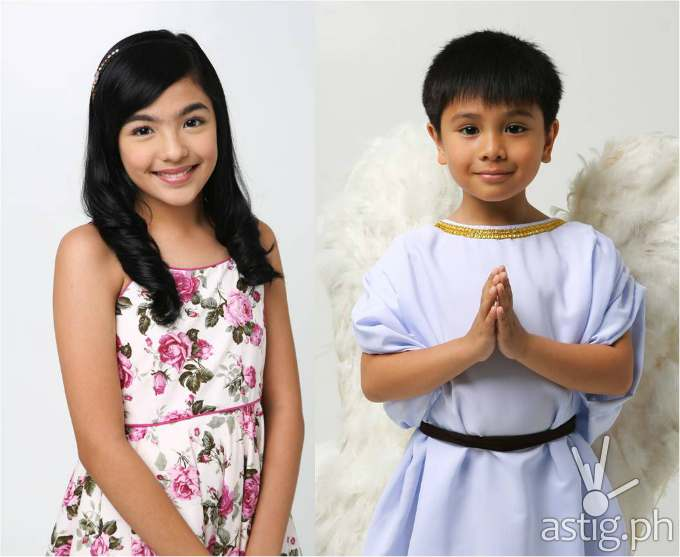 Andrea Brillantes and Raikko Mateo in Wansapanataym