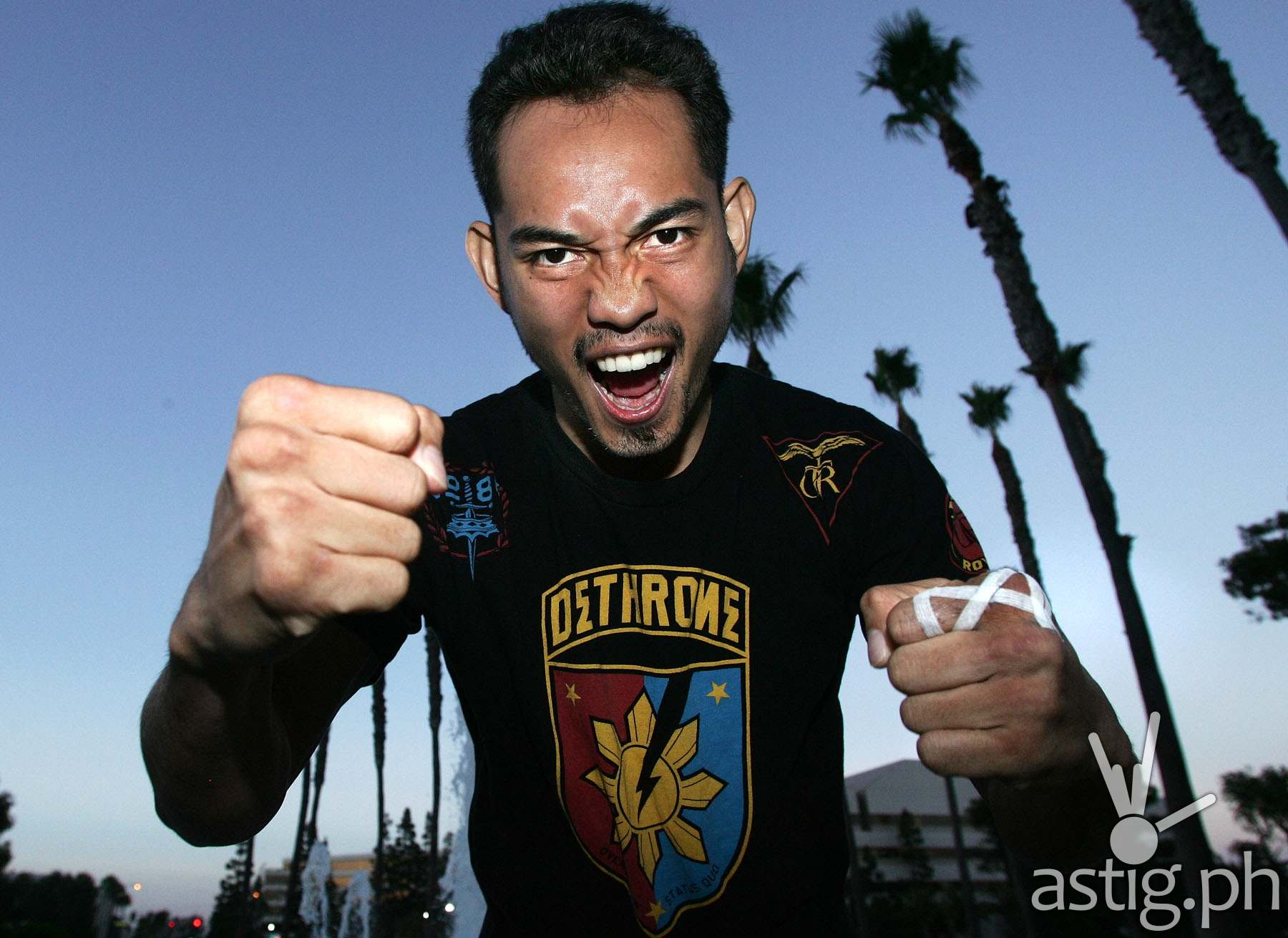 Nonito Donaire Jr. (Photo: Chris Farina)