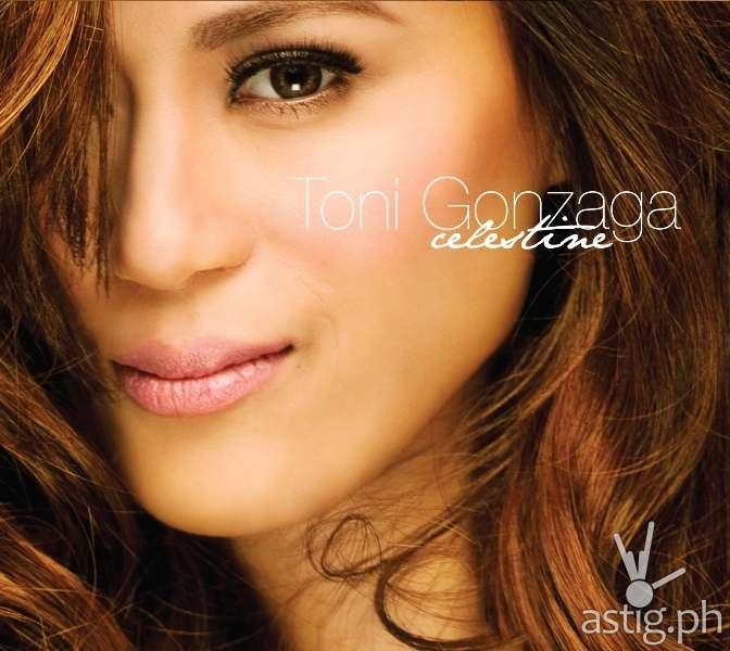 Toni Gonzaga CELESTINE album cover