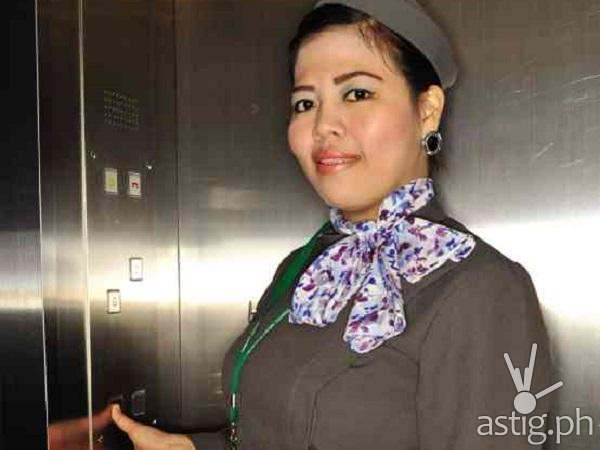 How will Big Brother change elevator girl Cheridel Alejandrino's