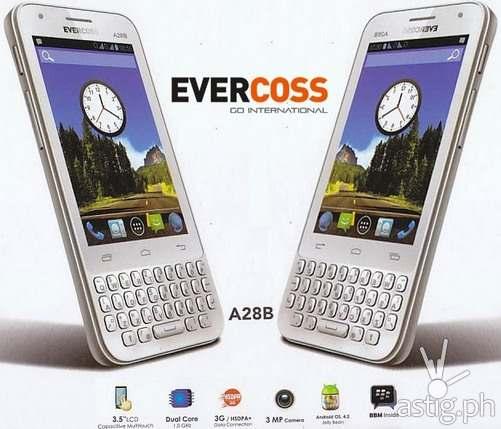 Evercoss A28B