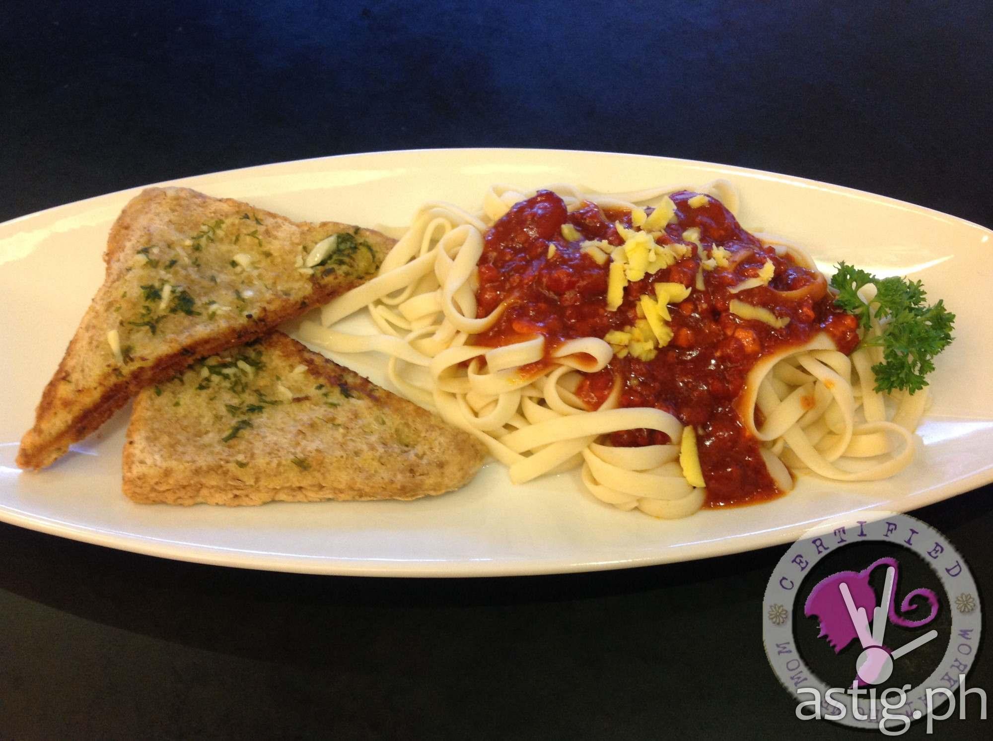 Sweet Tomato Pasta