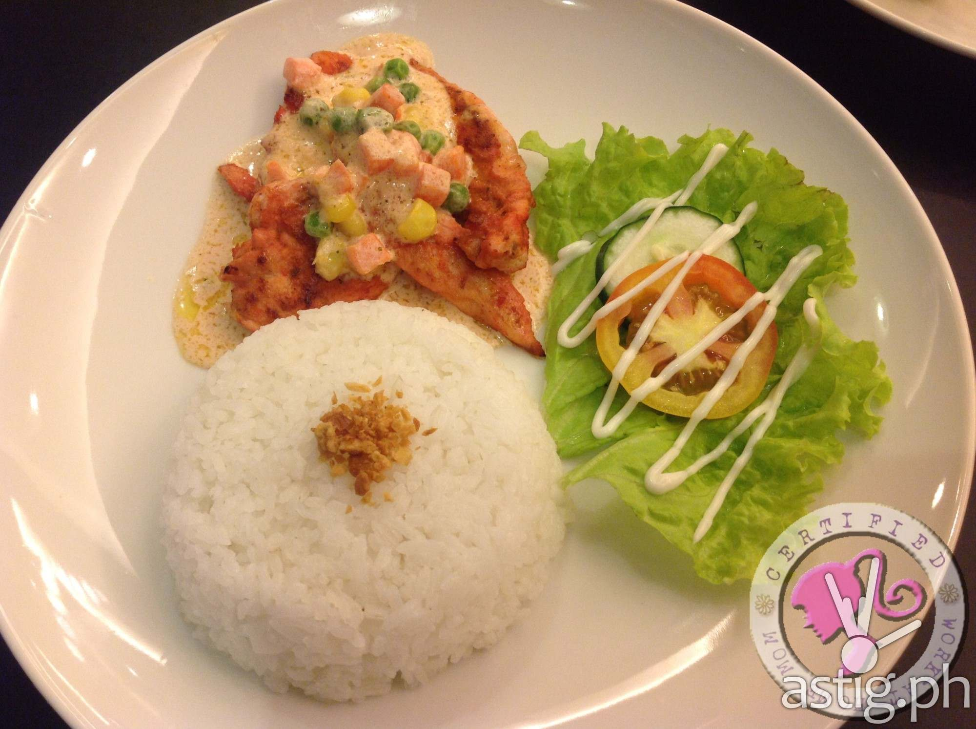 Qaldi Spicy Chicken with Special Qaldi Sauce