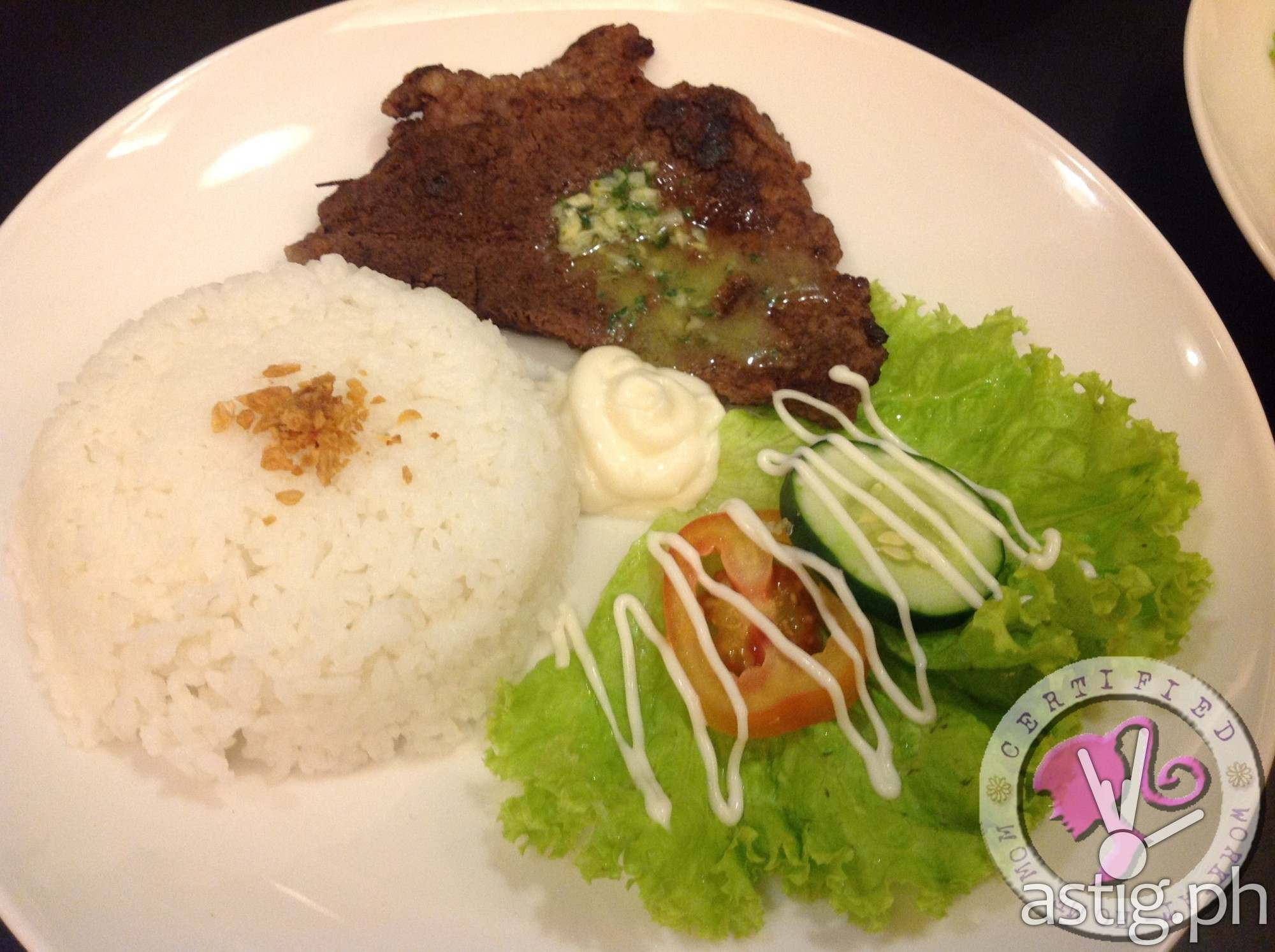 Qaldi Five-Spice Beef Rice Meal