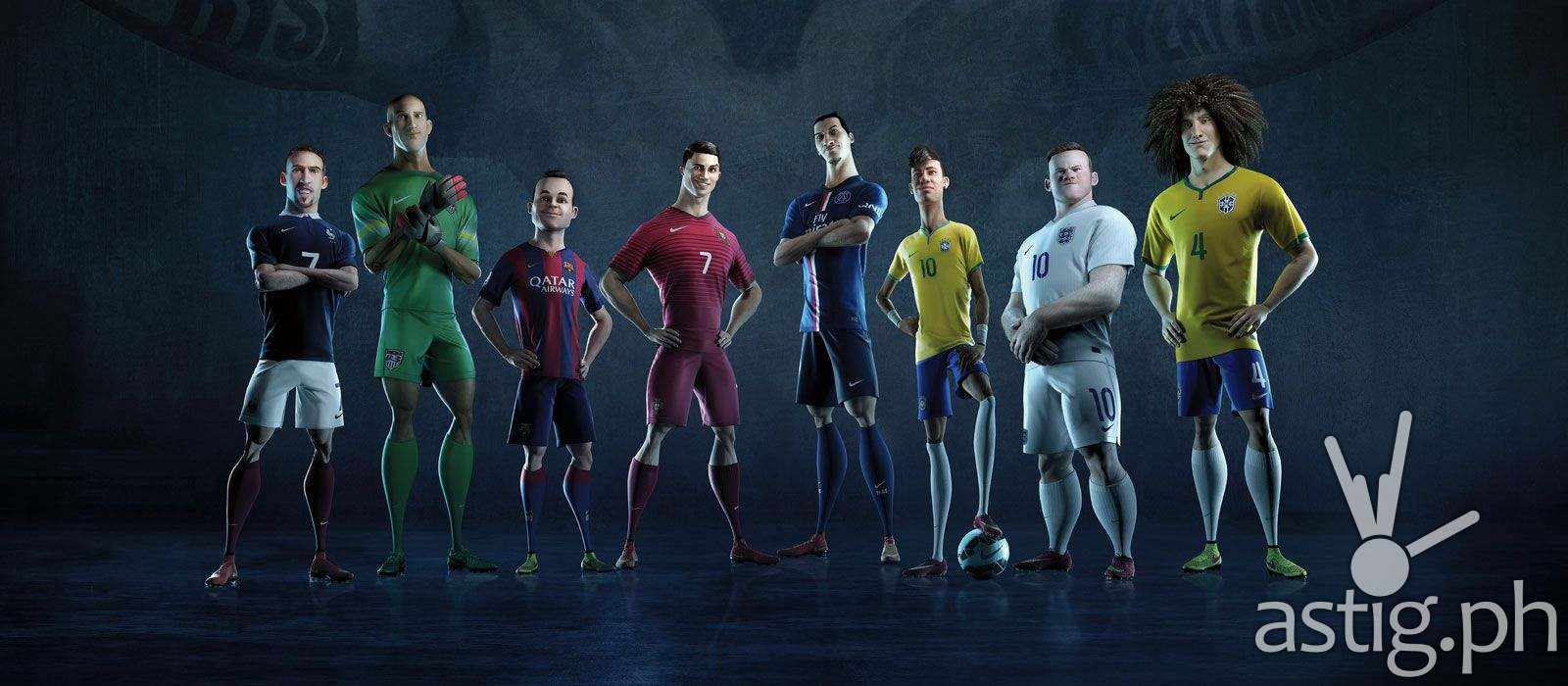 Nike Football riskeverything animation The Last Game