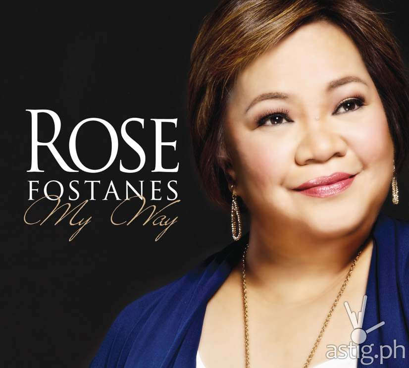 Rose Fostanes My Way album cover Star Records