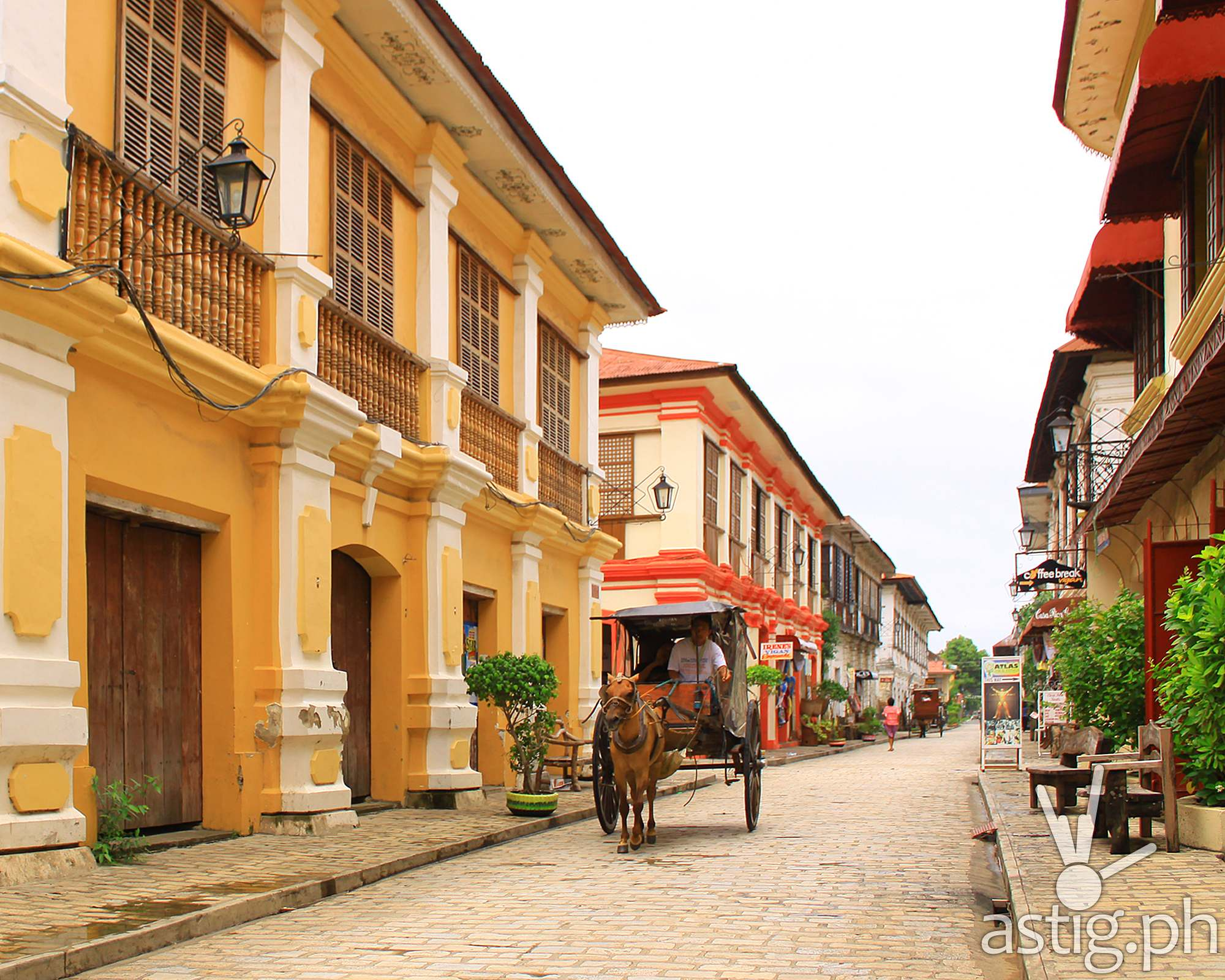 Vigan City calesa (photo by Obra19 on Wikipedia)