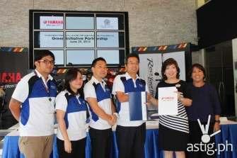 Yamaha donates 20 motorcycles for ecotourism