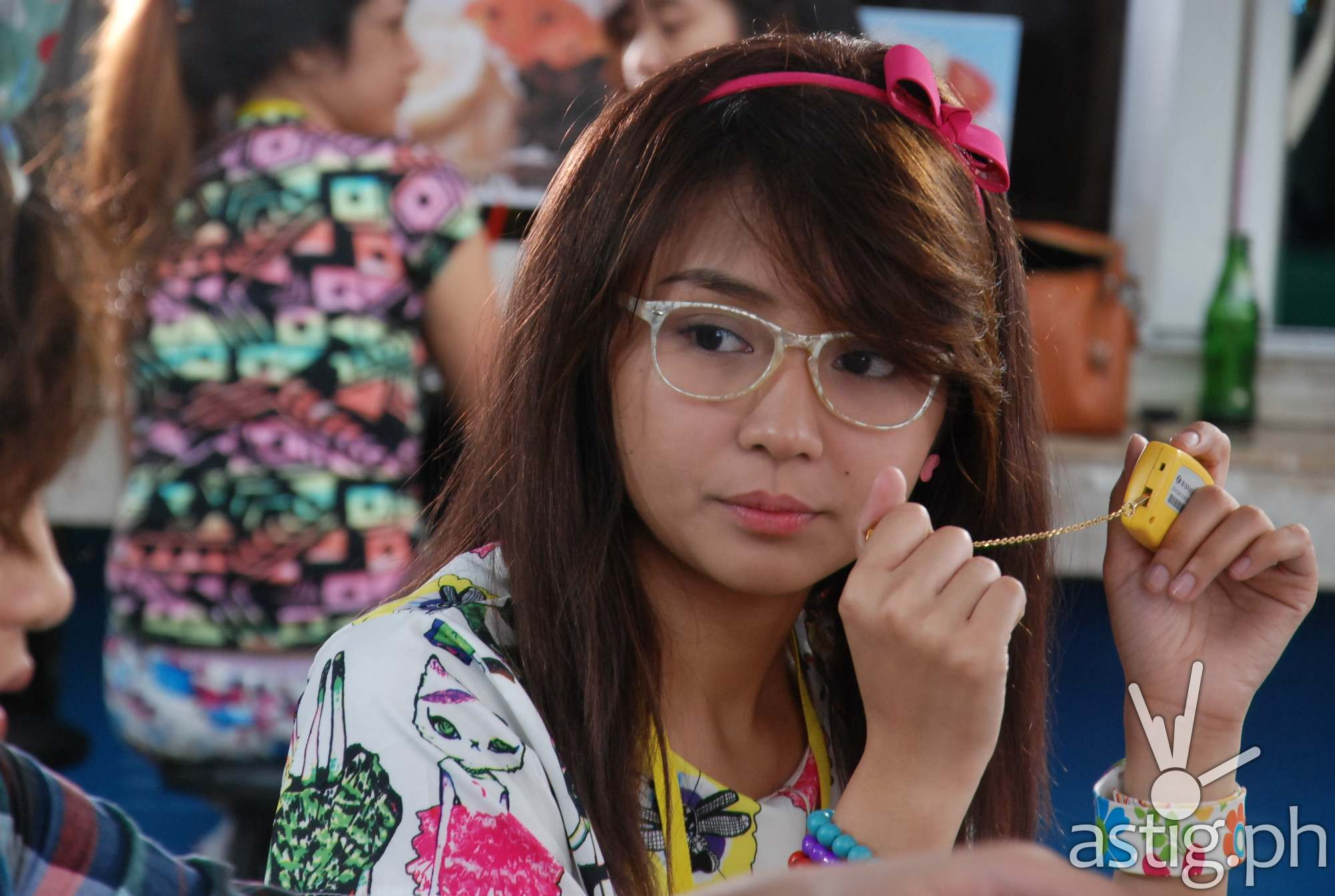 Daniel Padilla and Kathryn Bernardo in She's Dating The Gangster
