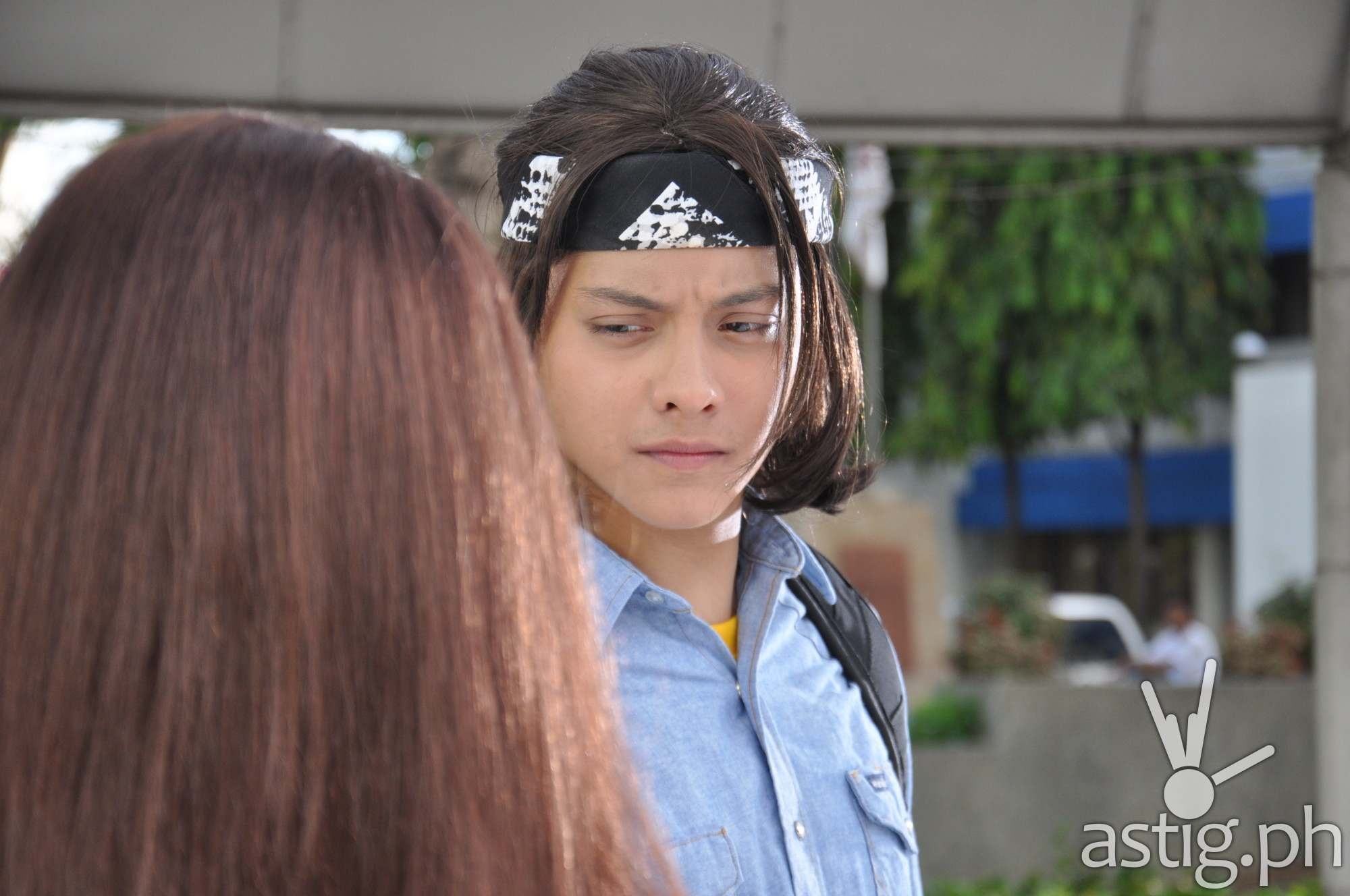 Daniel Padilla and Kathryn Bernardo in She's Dating The Gangster (6)