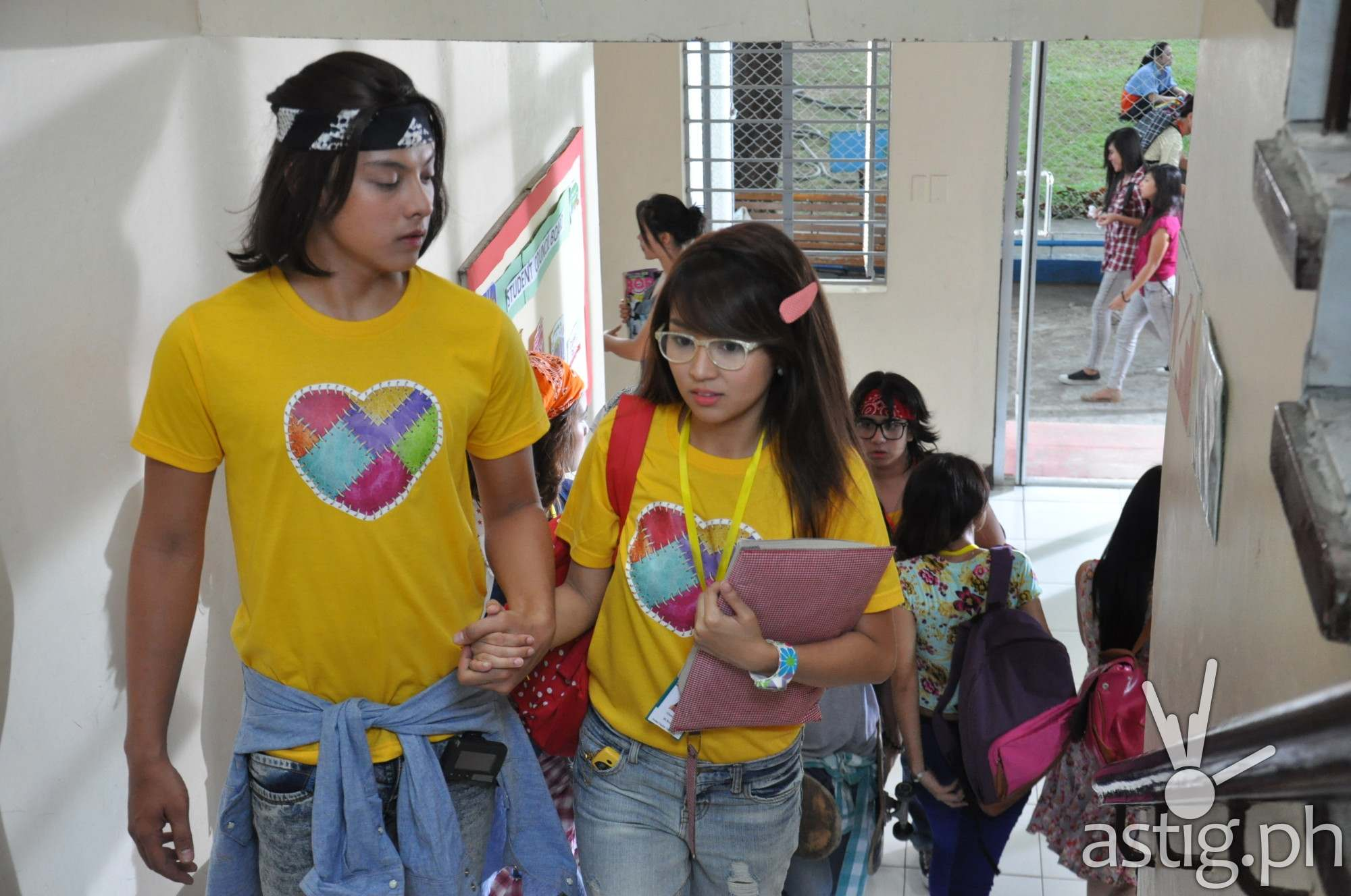 Magnificent Shes Dating The Gangster Kathryn Bernardo Daniel Padilla Hairstyle Inspiration Daily Dogsangcom