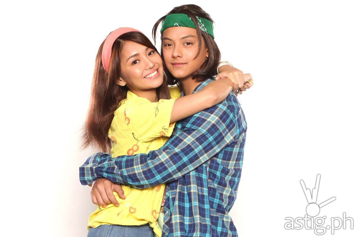 Daniel Padilla and Kathryn Bernardo stars in She's Dating the Gangster