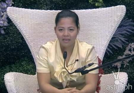 Elevator girl Cheridel Alejandrino Pinoy Big Brother All In