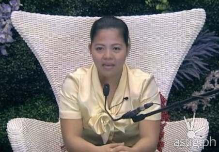Elevator girl Cheridel Alejandrino Pinoy Big Brother All In