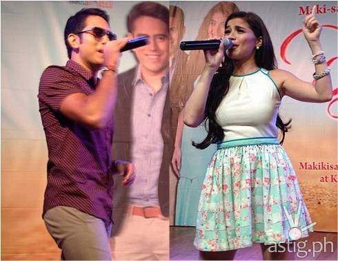 Gerald Anderson and Anne Curtis